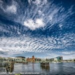 Little bit of the Bay, anyone? @VisitCardiffBay #CardiffBay #Cardiff Picture via @john__burns https://t.co/0TJGWzJAPa