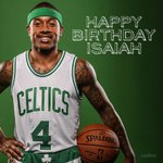 Happy Birthday to @Isaiah_Thomas! https://t.co/BWzgykW2LL