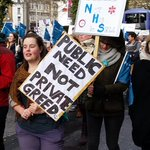 Hundreds of people showing support for #juniordoctors in #Bristol today https://t.co/dqopp7dBXa