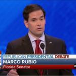 Twitter bot mocks Rubio for repeated attacks on Obama during #GOPdebate: https://t.co/hIpeaLjcVT https://t.co/XZne4XSu4b