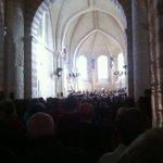 Collégiale St Martin pleine pour concert @MaitrisePL #sobritish #Angers https://t.co/Z0yaQ5SbXF