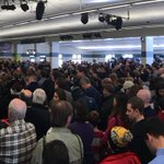 HUGE crowd in Londonberry for @marcorubio this morning #FITN #NHPrimary #nhpolitics @TeamMarco https://t.co/yUssrc0dIq