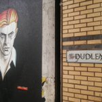 Check out this great @DavidBowieReal art by @Annatomixx in @EnjoySouthside #Birmingham #DavidBowie https://t.co/lXSVnGwTMo