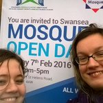Brilliant visit to Swanseas Mosque today! @Ashleigh_YMCA @YMCASwansea https://t.co/UyuBzpPrSN