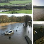 Bath flood plains come up trumps as River Avon bursts its banks in Saltford @bathmeadows https://t.co/iKCkb7fJbj https://t.co/mjflXZOkNQ