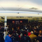 Packed house in Londonderry as Marco Rubio takes the stage morning after the debate. https://t.co/RjwODAnmFl