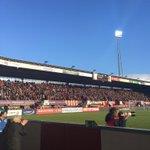 Het is afgelopen! #SpartaRotterdam wint met 3-1 van de nummer 2 VVV Venlo. #spavvv Fijne zondag Spartanen! https://t.co/s2o4dqLfhu