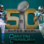 From #CCU to #SB50   #KeepPounding, Mike and Josh. https://t.co/CBhAscTA3P