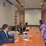 We also met the Legal Affairs Minister Hon. Uza Aishath Azima Shakoor. #CMAG #Maldives https://t.co/8GNmGgD1gB