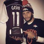 Lets go Broncos! Good Luck for the Super Bowl 50! @Broncos @ColoradoRapids #denver #broncos #rapids96 #SG11 https://t.co/JKXir7yyX3