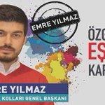 @snnsrks CHP Gençlik Kolları Genel Başkanı belli oldu...  https://t.co/HCjWayht5s … … https://t.co/Z9KSzH76t1