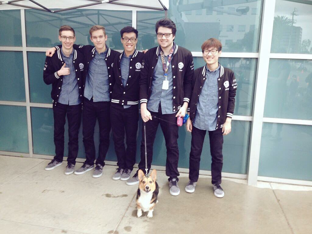 1 year ago today... #NALCS https://t.co/vW4mDaxH7v
