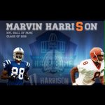 Congrats Marvin Harrison on being the 8th Syracuse alum to be selected to the @ProFootballHOF What an achievement!🍊 https://t.co/NCUxV1zTyu