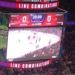 Hockey started. Clock didnt. Ben Carson waits https://t.co/VLVLSavENd