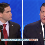 Christie defends his fiery attack against Rubio at #GOPdebate https://t.co/dgJKB3BTSU https://t.co/cUdZPyYjsK