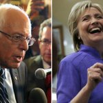 """Sanders """"astounded"""" by attacks from Clinton """"political attack dog"""" https://t.co/RwLCc3N2ss https://t.co/w4y2fyl4dY"""