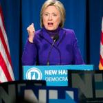 "Clinton on sexism: ""We are still living with a double standard"" https://t.co/5Vkd17c24K https://t.co/nnXoUSxglJ"