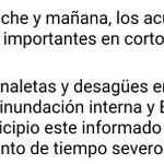 #Atencion recomendaciones por posibles tormentas severas La Pampa Bs As Santa Fe Córdoba https://t.co/qpPBoKF2BJ