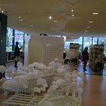 #Angers @MediathèqueToussaint première ouverture dimanche;belle scéno;ambiance ???? https://t.co/44dwLpQUjr