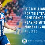 READ: @WillGrigg shares his thoughts on yesterdays 2-0 win via https://t.co/CH33Exq0PC #wafc https://t.co/eKa6D12eDu