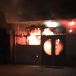 Uitslaande brand basisschool #Morgenster #Westenholte #Zwolle https://t.co/NtZH8VCTFA Foto @zwollerob https://t.co/7i5za7B38o