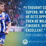 READ: Gary gives his assessment of new man @CMcAlenys debut for Latics via https://t.co/0gcWpaT1js #wafc https://t.co/rPURuNlhRI