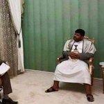 طيران #التحالف_العربي يستهدف مبنى المكتب السياسي لميليشيا الحوثي أثناء تواجد رئيسهم محمد الحوثي فى #الحديدة https://t.co/TFzOwqe5N9