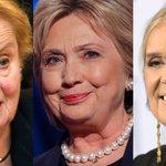 Albright, Steinem slammed for shaming women who dont back Clinton https://t.co/tT0G7V2ZTc https://t.co/B2xHEFWYVW