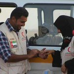 #Aden 2 young work 4 Red Crescent have declared engagement today. Wishing them a happy and lovely life. :) #Yemen https://t.co/YXI6H583OA