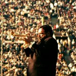Halftime for first Super Bowl in 1967 was slightly lower-budget Al Hirt & his trumpet: #SB50 https://t.co/EMeA8sfGT4