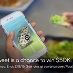 Before you reach for another chip, RT for your chance to win. #EsuranceSweepstakes #SB50 https://t.co/QKY1SgPqeL