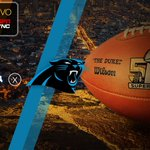 FIM DO PRIMEIRO TEMPO! @Broncos 13 x 7 @Panthers. siga #TudoPeloSuperBowl50: https://t.co/QynNR1L9Rx https://t.co/i628dy7PGk
