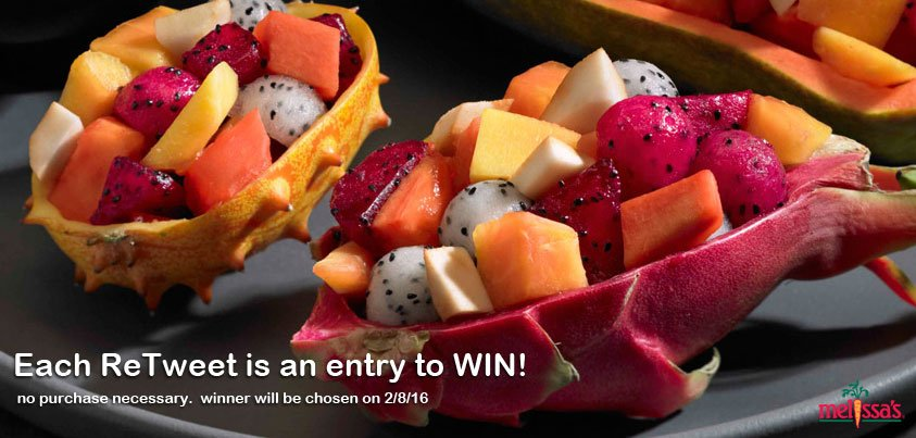 The #HealthyOptions are abundant during the #ProduceBowl. ReTweet for your chance to win. #SB50 https://t.co/DCsmnLaitW