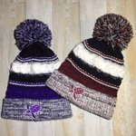 #SuperBowl Halftime Giveaway! A Maroon & Violet Beanie! Winners announced at end of Halftime RT & Follow to win????✌️ https://t.co/n9mAD9kjoV