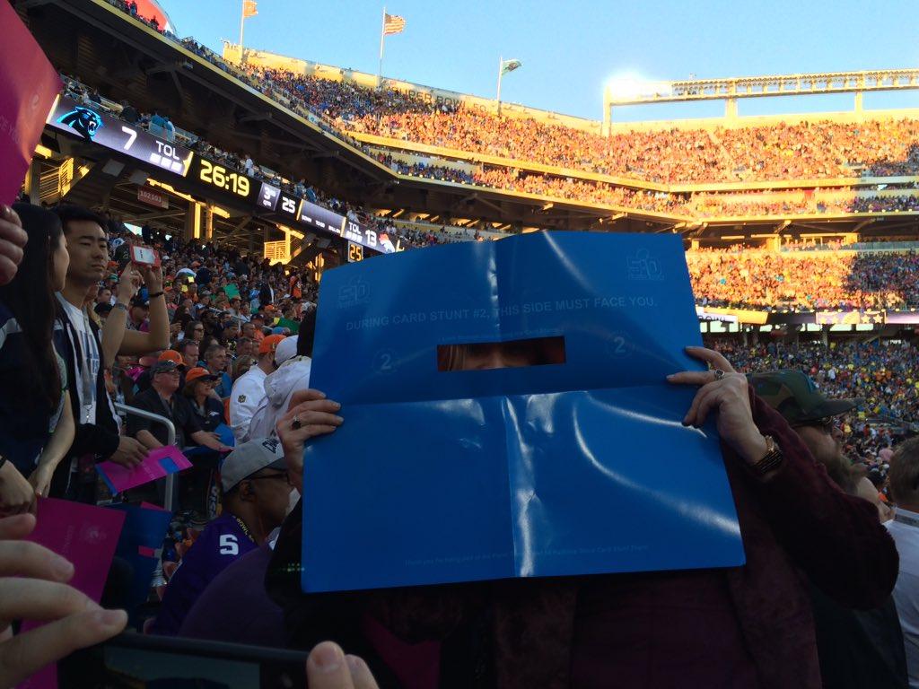 Spoiler Alert- get ready for Halftime at Super Bowl 50! @wblackshaw @SuperBowl @pepsi #SB50 https://t.co/aXDhvFPkMo