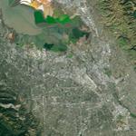 Its a cloud-free day in Santa Clara, California for #SuperBowlSunday (Photos/@NASA) https://t.co/XShCaGADWc