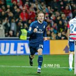 FINAL: Granada 1-2 Real Madrid (El-Arabi 60; @Benzema 30, Modric 85).  #RMLiga #HalaMadrid https://t.co/37ygBtNCmR