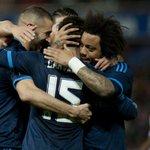 #LigaBBVA FINAL: Granada 1-2 Real Madrid. Gol de Youssef El Arabi (60), Karim Benzema (30) y Luka Modric (85). https://t.co/H6AqdAl6EA