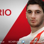 En el ataque de #River: 13- Lucas Alario https://t.co/6Dwmb3GJg1