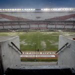 REITERAMOS | Suspendieron el partido entre River y Quilmes por la intensa lluvia https://t.co/0PcSYD5w3L https://t.co/99CVDneTyY