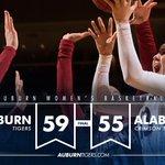 RECAP | @katiefrerkings big day leads Auburn past Alabama, 59-55 -- https://t.co/aIcyyudgS9 https://t.co/BIOkSSP0iT