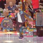 圧巻でした・・・! #Coldplay #SB50 #nfljapan #スーパーボウル #ハーフタイムショー https://t.co/WVzV8PoTml