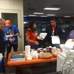 Our BBQ game is strong. #CBS4SB #GoBroncos https://t.co/Nxin19FodM