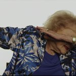 VIDEO: Betty White dabs in #SB50 opening segment https://t.co/AOVNiPbDDo https://t.co/GJYenCaNvi