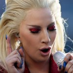 WOW @ladygaga #SB50 https://t.co/K2RE4Rpg3u