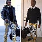 Man recreates @CameronNewtons designer pants: https://t.co/xUjd2qbPtU https://t.co/aU8z5lE3f1