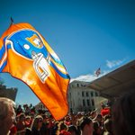 Lets go @Broncos!! #UnitedInOrange #SB50 https://t.co/GukGMfFym6