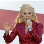 .@ladygaga performing a gorgeous rendition of the National Anthem moments ago at #SB50. https://t.co/B60JXqfBOw