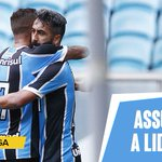 Fim de jogo! Grêmio 1x0 Coritiba  #PrimeiraLiga #VamosTricolor #GRExCFC https://t.co/V4dwqK9IEn