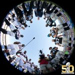 Awesome RT @NFL: Coin toss cam! #SB50 https://t.co/yuEf3sT2iQ